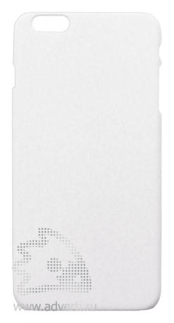 Чехлы для iPhone 6 plus/6s plus, белые, soft touch