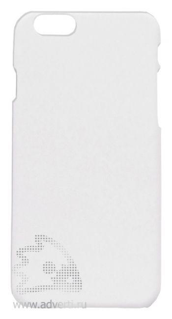 Чехлы для iPhone 6/6s, белые, глянцевые