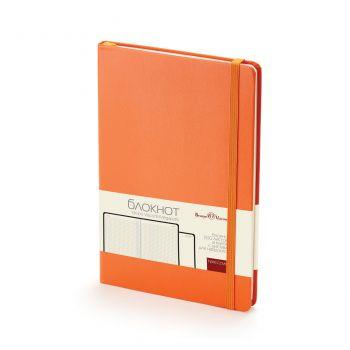 Блокноты «Megapolis Journal», оранжевые