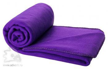 Плед в чехле «Huggy», фиолетовый
