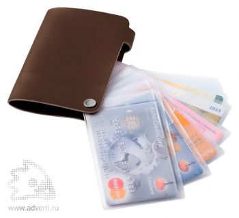 Бумажник «Valencia», открытый