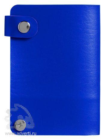 Бумажник «Valencia», синий
