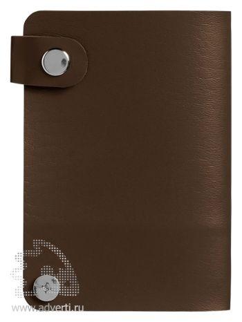 Бумажник «Valencia», коричневый