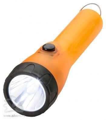 Фонарь «Subra», оранжевый