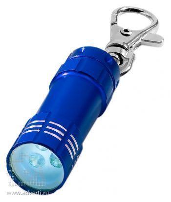 Брелок-фонарик «Astro», синий