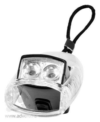 Брелок-фонарик «Flipster», фонарик с подвижной частью