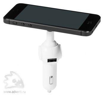 Зарядное устройство-держатель для телефона «Rover», применение