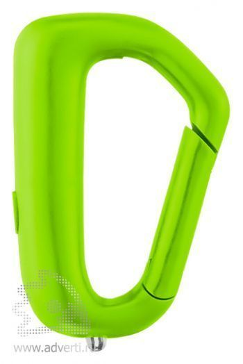 Брелок «Proxima», зеленый