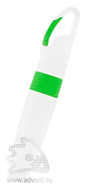 Маркер «Picasso» с карабином, зеленый