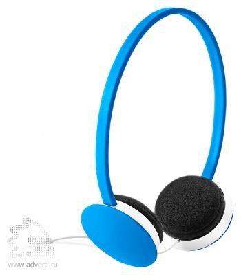 Наушники «Aballo», синие