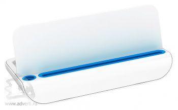 Подставка настольная «Docki», синяя