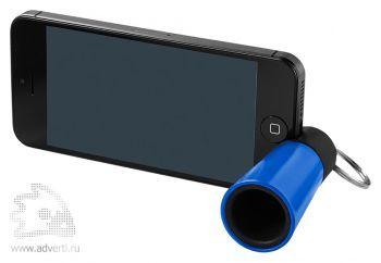 Усилитель-подставка для смартфона «Sonic», применение