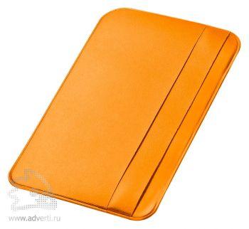 Бумажник для карт «I.D. Please», оранжевая