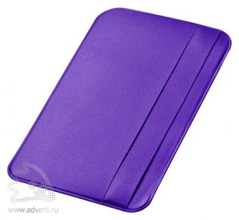 Бумажник для карт «I.D. Please», фиолетовая