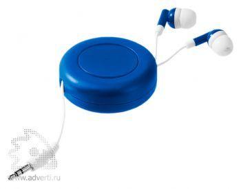 Наушники «Reely», синие