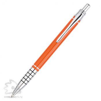 Ручка шариковая «Кремона», оранжевая