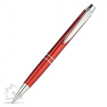 Ручка шариковая «Имидж», красная