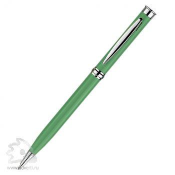 Ручка шариковая «Лозанна», зеленая