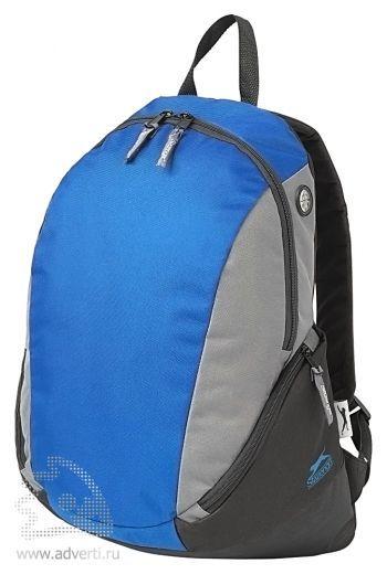 Рюкзак «Slazenger» с противоударным отделением для ноутбука, синий