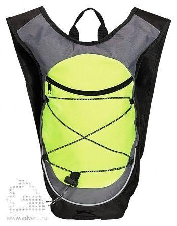 Рюкзак «Велотрек», светло-зеленый