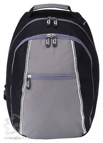 Рюкзак «Sporty Style», черный