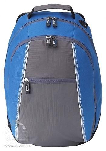 Рюкзак «Sporty Style», голубой