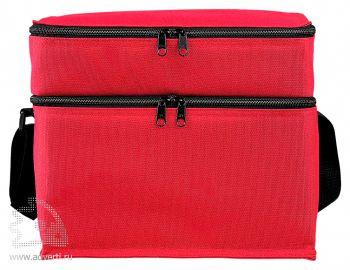 Сумка-холодильник «Oslo», красная