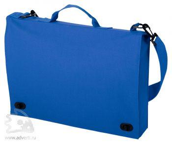 Сумка для конференций «Santa Fee», синяя