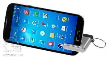 Подставка-брелок «GoGo» для мобильного телефона, пример подставки