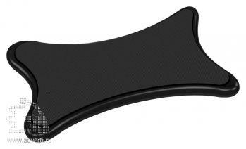 Стилус-салфетка для экранов «Cardi», черный