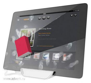 Салфетка для экрана «Blocki», применение
