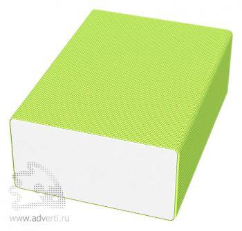 Салфетка для экрана «Blocki», зеленая
