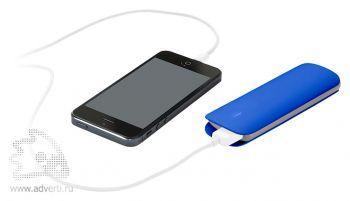 Портативное зарядное устройство «Флэт» 3000 mAh, применение