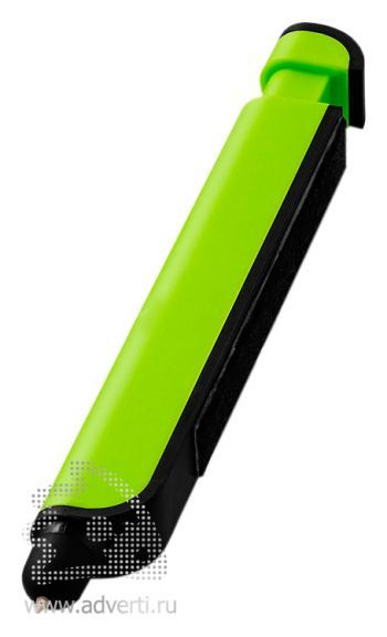 Шариковая ручка-стилус «Tracey» и очиститель экрана, светло-зеленая