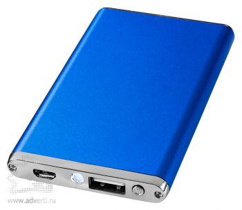 Зарядное устройство «Taylor» 2200 mAh, синее