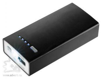 Зарядное устройство «Farad» 4400 mAh, черное
