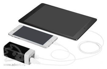 Зарядное устройство «Mega Volt» 8000 mAh, применение
