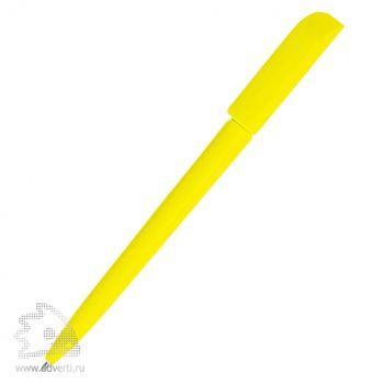 Ручка шариковая «Миллениум», желтая