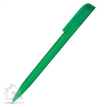 Ручка шариковая «Миллениум фрост», зеленая