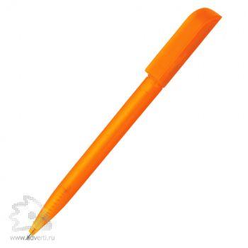 Ручка шариковая «Миллениум фрост», оранжевая