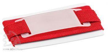 Бумажник «Alicante», красный