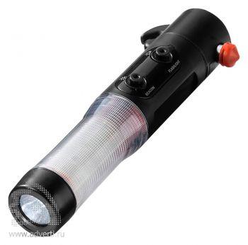 Аварийный многофункциональный фонарь