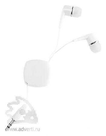 Наушники «Dime», белые