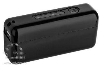Зарядное устройство «Bellino» 2200 mAh, черное