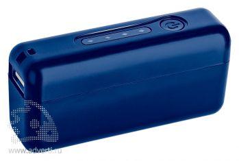Зарядное устройство «Bellino» 2200 mAh, синее