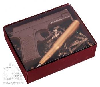 Набор «Пистолет Макарова», упаковка