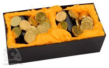 Набор «Золотая валюта», упаковка