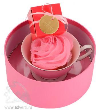 Набор «Цветущая роза», розовый