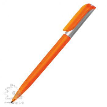 Ручка шариковая «Арлекин», оранжевая