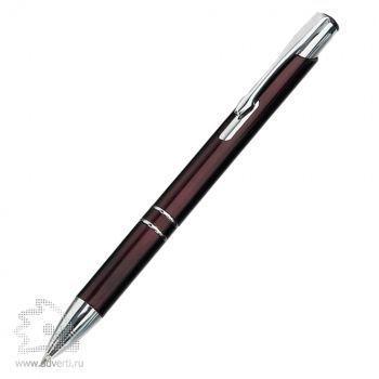 Ручка шариковая «Калгари», бордовая